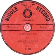 Nicole Record - Monjuddin Saheb, Calcutta, C.226