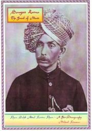 Sangeet Ratna, The Jewel of Music, Khan Sahib Abdul Karim Khan, Michael Kinnear