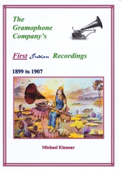 The Gramophone Company's First Indian Recordings, 1899-1907