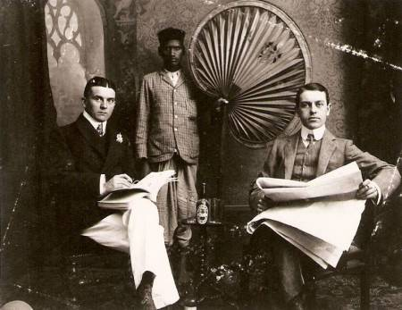 Max Hampe, William Sinkler Dardy, Bombay, February 1905