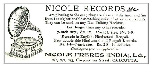 Nicole Freres (India) Ltd