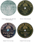 SINGER RECORD and JAMES OPERA RECORD, Reading Indian Record Labels – Part 7