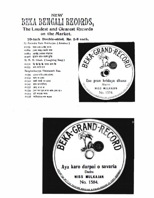 Beka Grand Record