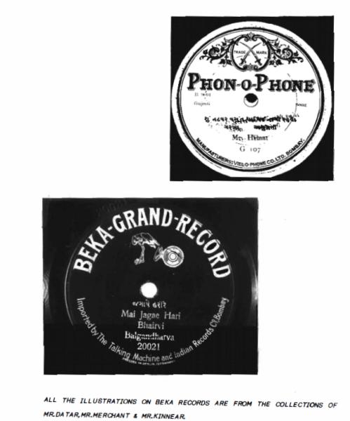 Phono-o-Phone, Beka Grand Record