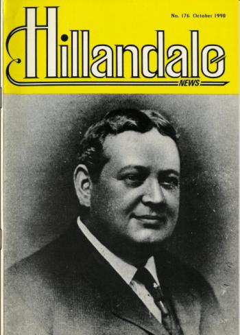 The Hillandale News, No. 176, October 1990