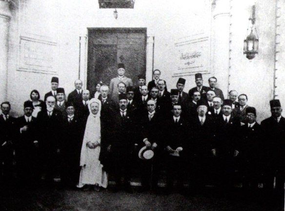The Congress of Arab Music, 1932 - The Delegates