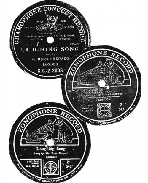 English Indian Gramophone Records